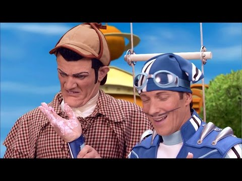 LazyTown S01E06 Swiped Sweets 1080p HD