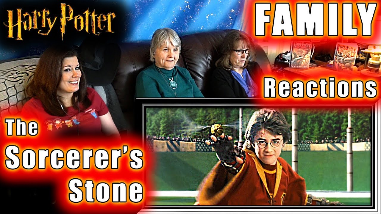 Harry Potter The Sorcerer S Stone Family Reactions