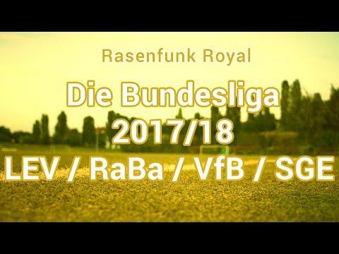 Rasenfunk Royal 2 von 6 - Saisonbilanz Leverkusen, Leipzig, Stuttgart und Eintracht Frankfurt