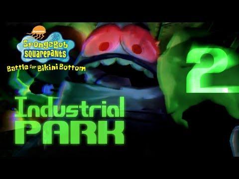Battle for Bikini Bottom - Industrial Park (Remastered)