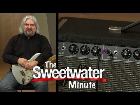 Tones of the Pros with Mitch Gallagher Preview - Sweetwater Minute Vol. 206
