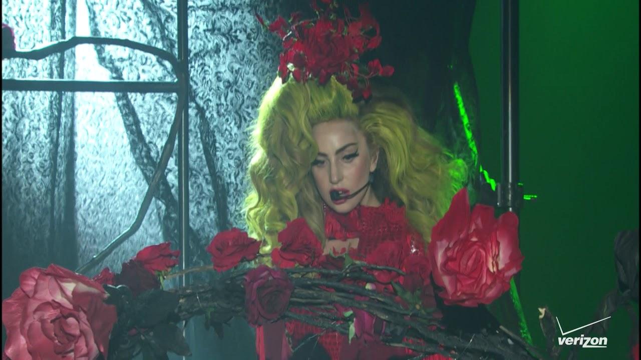 Lady Gaga at Roseland Ballroom 1080i