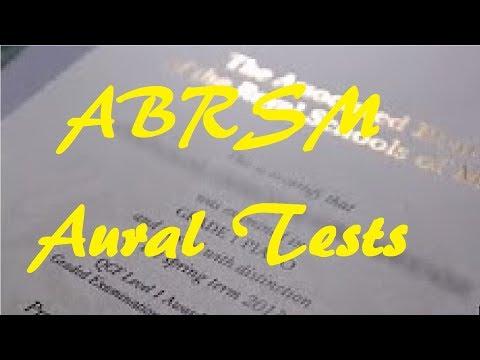 How to pass an ABRSM Exam - Aural
