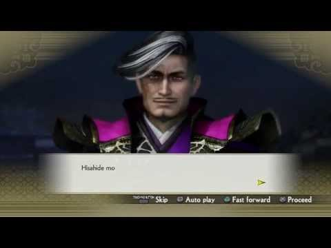 SW4: All Hisahide Matsunaga Events (Chronicle Mode)