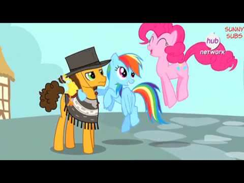"""МайЛиттлПони — эксклюзивный отрывок из 12 серии 4 сезона """"Pinkie Pride"""""""