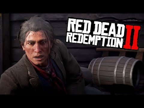 Red Dead Redemption 2 HUGE INFO: High-End Clothes, Crafting Bombs & Native Americans Confirmed?