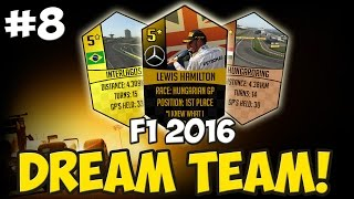 F1 2016: DREAM TEAM #8 - BEST PACK YET?!