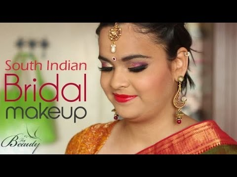 south indian bridal makeup youtube
