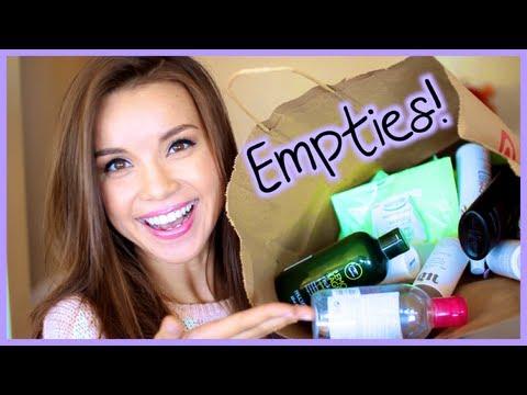 MORE Products I've Used Up! ♥ missglamorazzi thumbnail