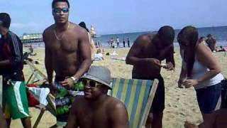 Baixar Pagode na Praia - Bournemouth - Inglaterra - Grupo Soh Kem Eh