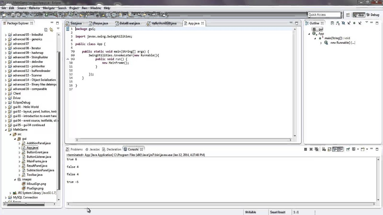 How to create an Executable Jar File in Eclipse with a ...