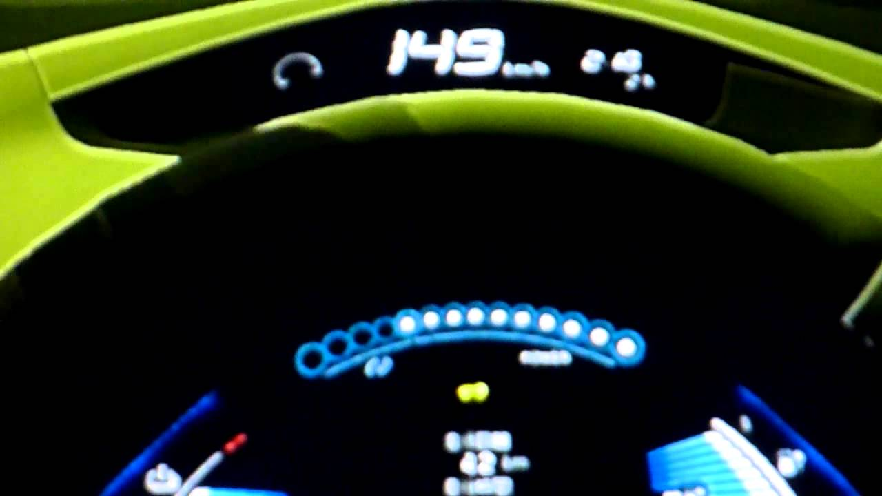 GT5: Nissan Leaf Top Speed Run - YouTube