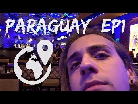 Pedimos um 'RUGO' no restaurante! Paraguay EP1