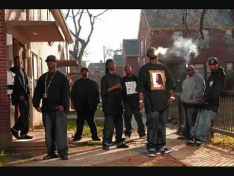 Outlawz feat. Young Buck - Money On My Mind [High Quality] (Music Video)