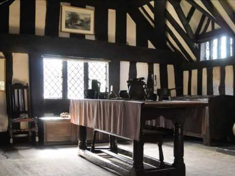 Tudor house tour youtube - What makes a house a tudor ...