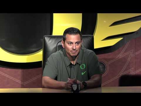 New Ducks DC Says 'the Tradition Of Oregon' Brought Him To Eugene