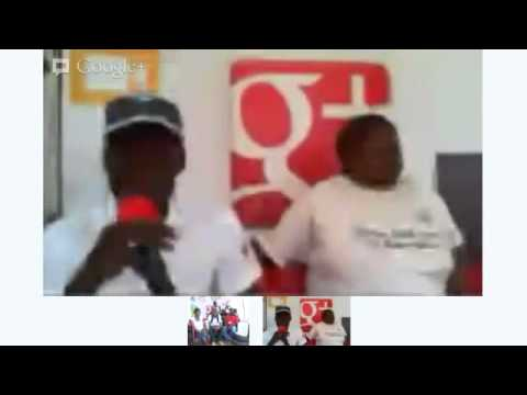 GHETTOgether Peace Concert Hangout 1