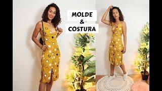 Vestido Fresquinho Para Verão – Aula Completa