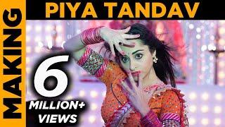 Nazar Song | Piya Tandav | Making | Star Plus | Jai Ambe Maa