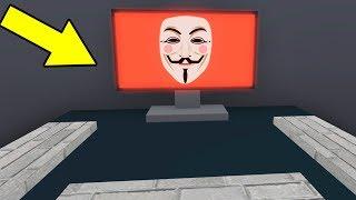 NON UTILIZZARE QUESTO COMPUTER!! (Roblox Flee The Facility)