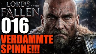 Lords of the Fallen Gameplay German PS4 Part 16 | Let