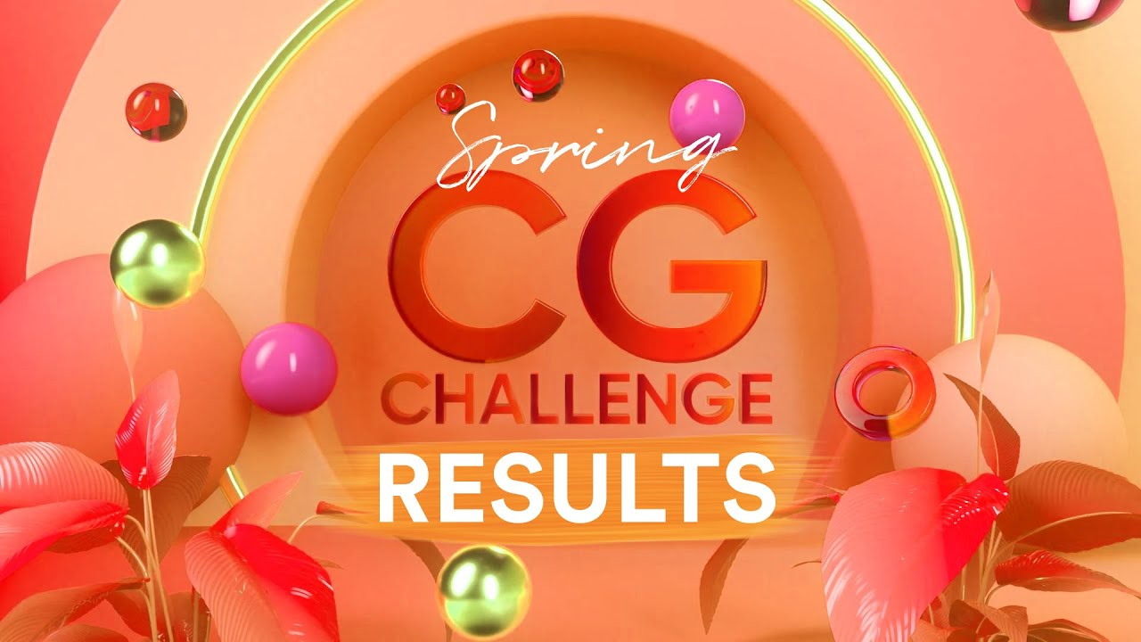 Spring CG Challenge | RESULTS