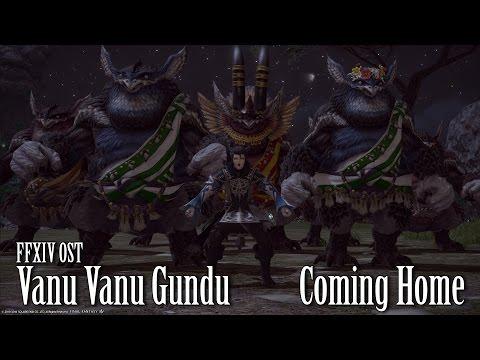 FFXIV OST Vanu-Vanu Gundu Tribe Theme ( Coming Home )