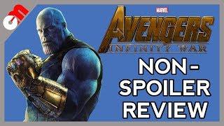 Avengers: Infinity War Review (Non-Spoiler)