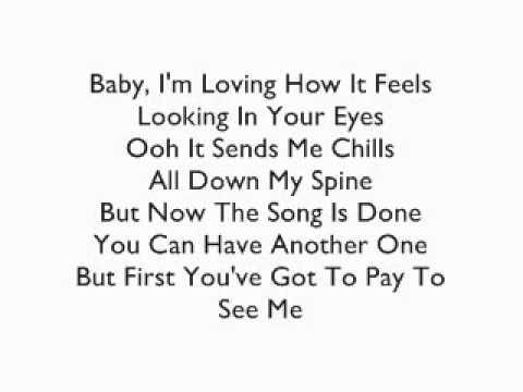 Keri Hilson Feat. Nelly-Lose Control Instrumental With Lyrics(Karaoke)