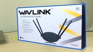 Router Wavlink WL-WN530A3 Dual Band || Unboxing en Español
