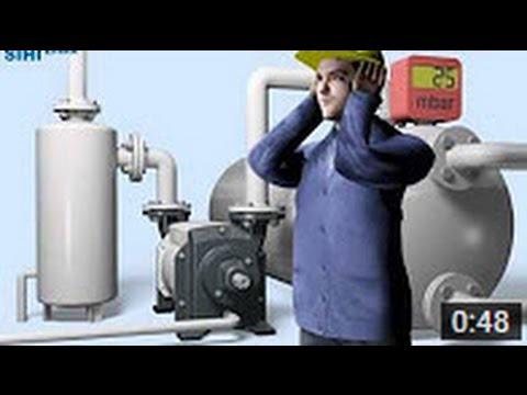 Sihi Lph X Liquid Ring Vacuum Pumps For Cavitation Free