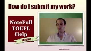 TOEFL Review Wednesdays: Improving speaking speed and time management