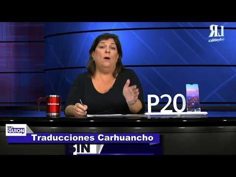 Traducciones Carhuancho - SIN GUION con Rosa María Palacios