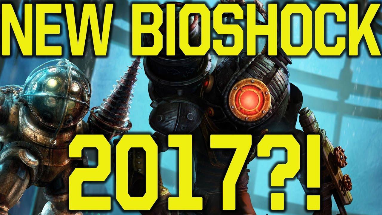 new bioshock game in 2017 bioshock 2017 next bioshock game