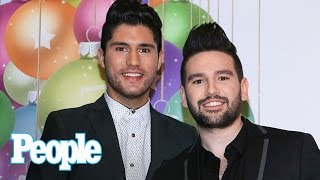 Dan + Shay: Shay Mooney Reveals How Fatherhood Inspired 'When I Pray For You' | People NOW | People