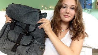 Whats in my backpack? 2014 Thumbnail