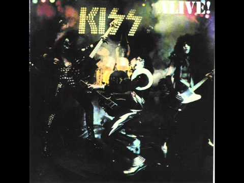 Kiss - Alive! (1975) - 100,000 Years (Part 1) mp3