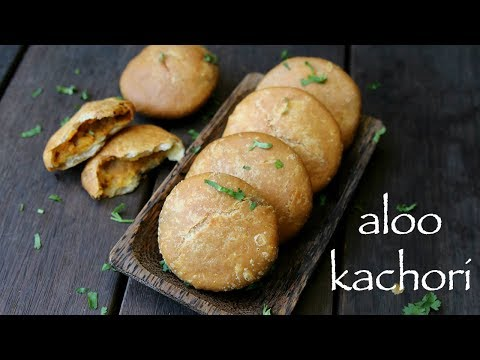 aloo kachori recipe | aloo ki kachori recipe | potato stuffed kachori