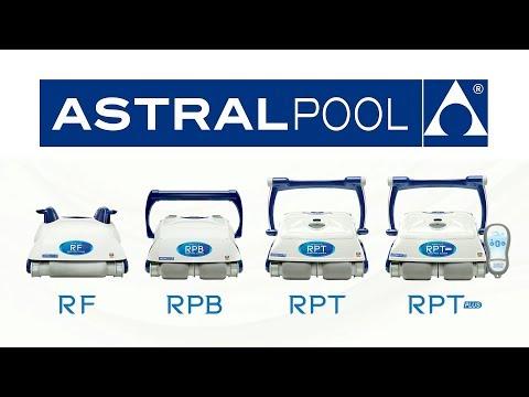 AstralPool Robotic Pool Cleaner Range