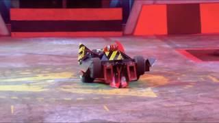 Reboot Royalty Cobra vs Eruption vs Behemoth vs HobGoblin