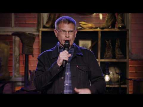 Bengt Washburn on learning German vs. learning Chinese #DryBarComedy