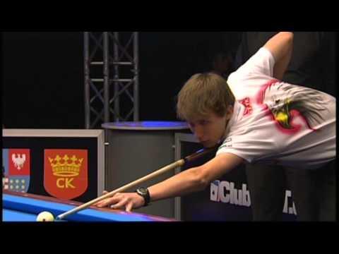 World Pool Masters - Kielce 2012 Szewczyk vs Van den Berg