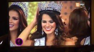 miss peru universe 2016   crowning moment    pia alonzo wurtzbach miss universe 2015 special guest