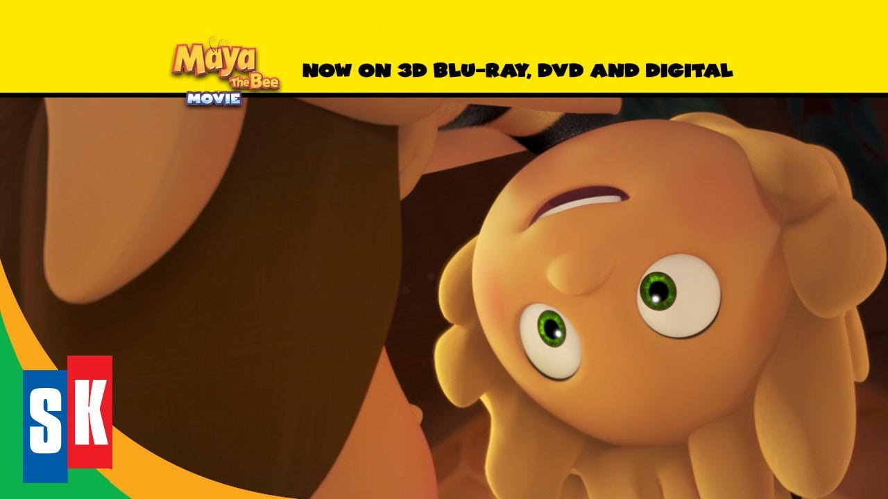 Maya The Bee Movie Official Trailer 3 2015 HD