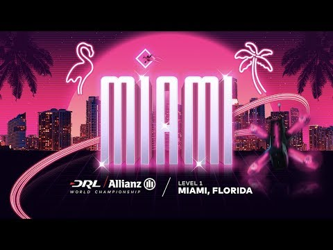 DRL 2019 Level 1: Miami | Drone Racing League