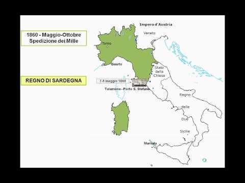 Storia d'Italia. Geografia del Risorgimento.avi