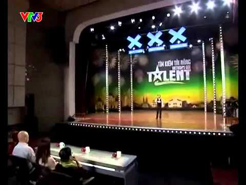 My Heart Will Go On (Celine Dion Cover) - Vu Song Vu Live @ Vietnam's Got Talent