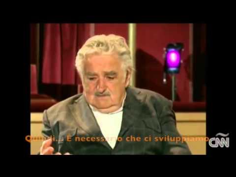 José Mujica - intervista alla CÑÑ en Español americana - (sottotitolato in italiano)