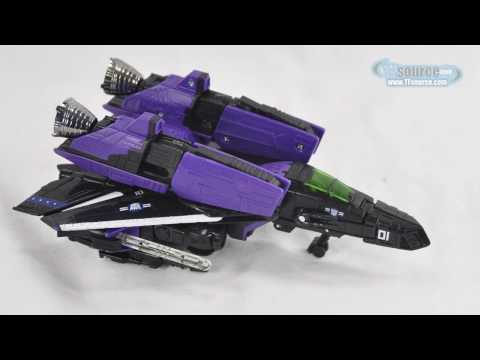 009 TakaraTomy Henkei Dark Skyfire -TF Source Video Review 009