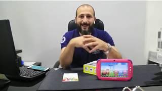 تابليت مارك الخاص للأطفال/ Mark kids tablet review